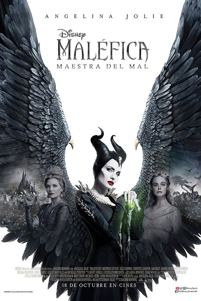 Poster de la Película: Maleficent: Mistress of Evil