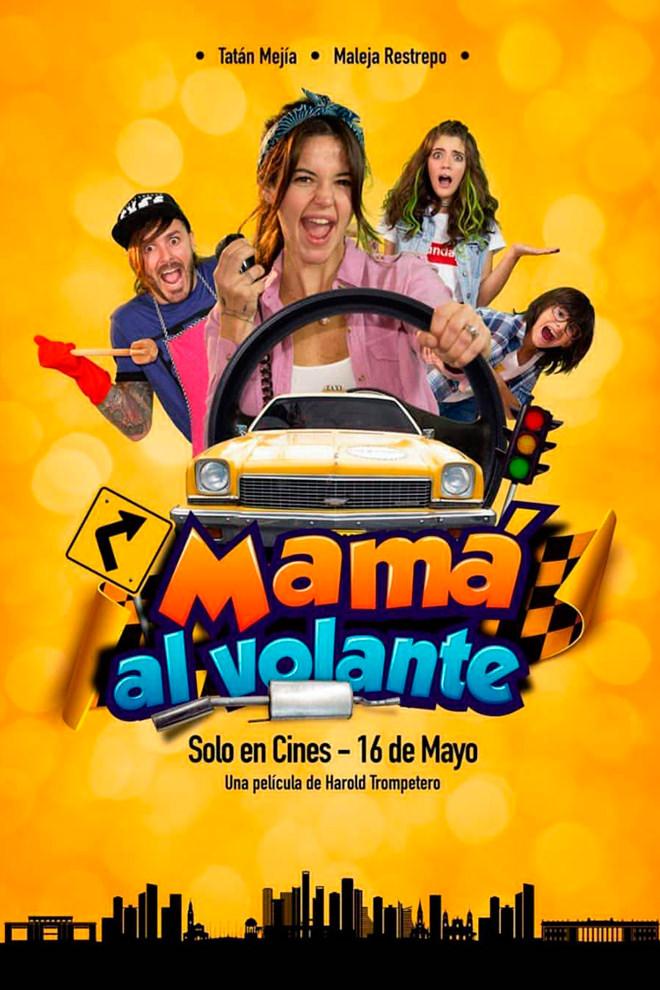 Poster de la Película: Mamá al Volante