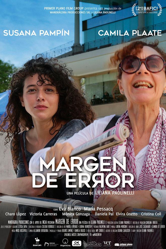 Poster de la Película: Margen de Error