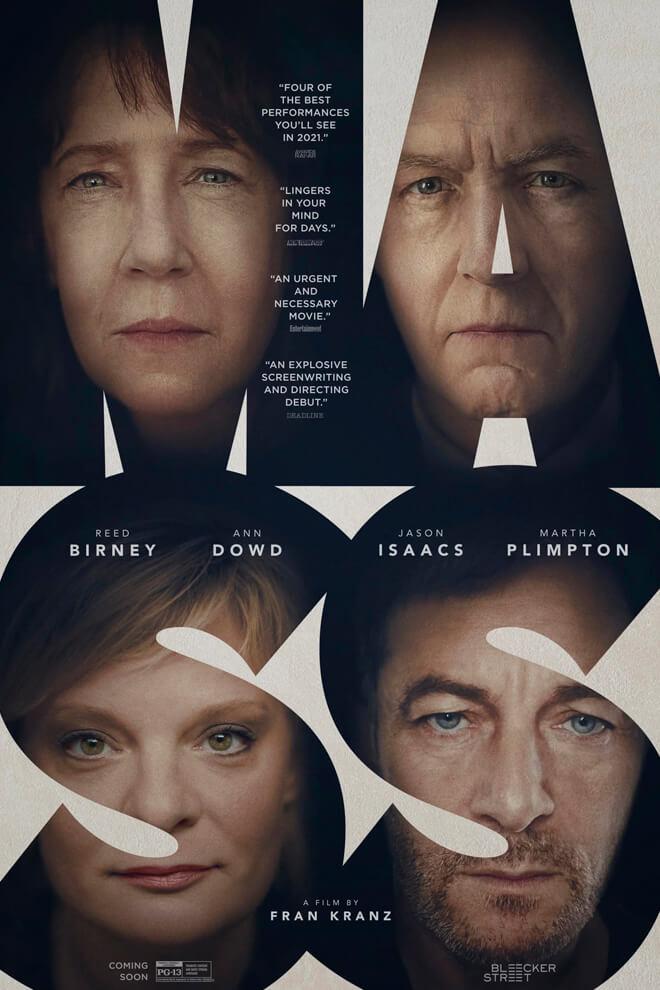 Poster de la Película: Mass (2021)