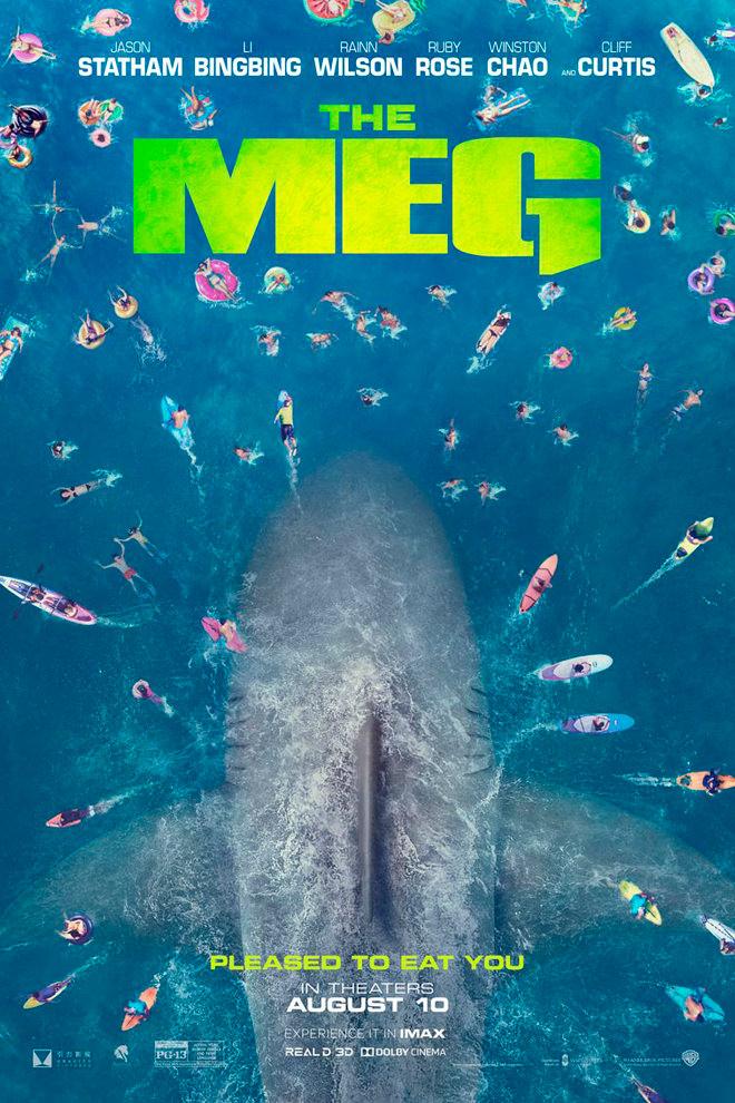 Poster De La Pel 237 Cula Megalod 243 N 2018