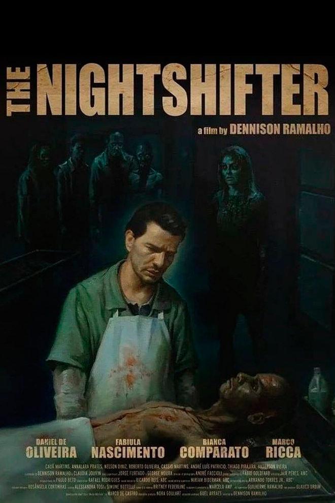 Poster de la Película: Morgue Maldita