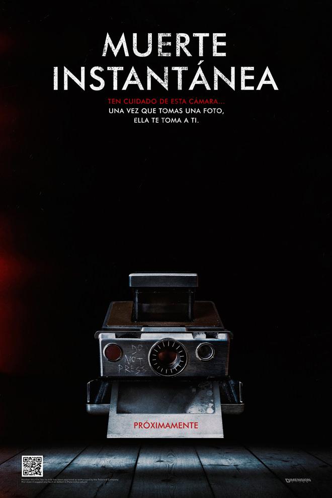 Poster de la Película: Muerte Instantánea