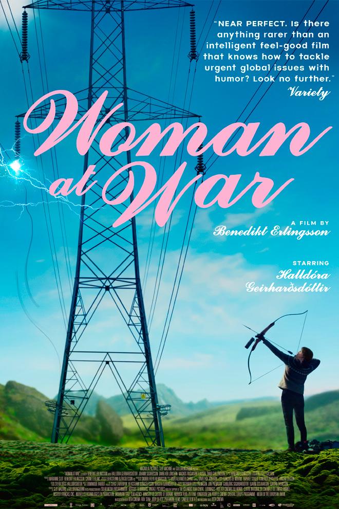 Poster de la Película: La mujer de la montaña