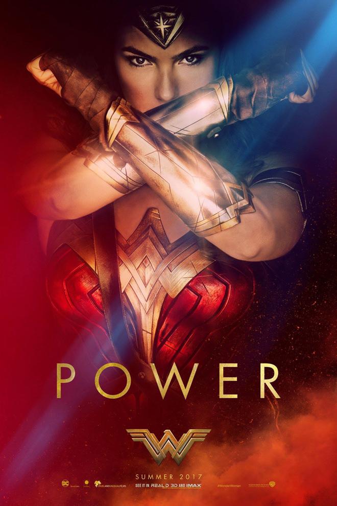 Poster de la Película: Wonder Woman