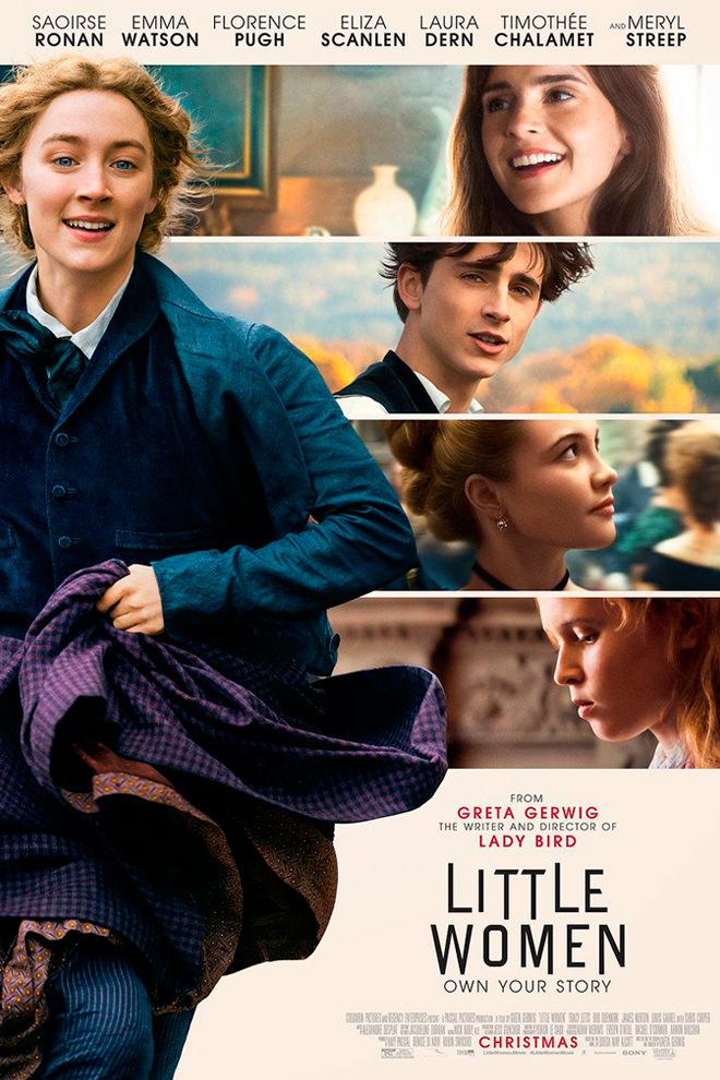 Poster de la Película: Little Women (2019)