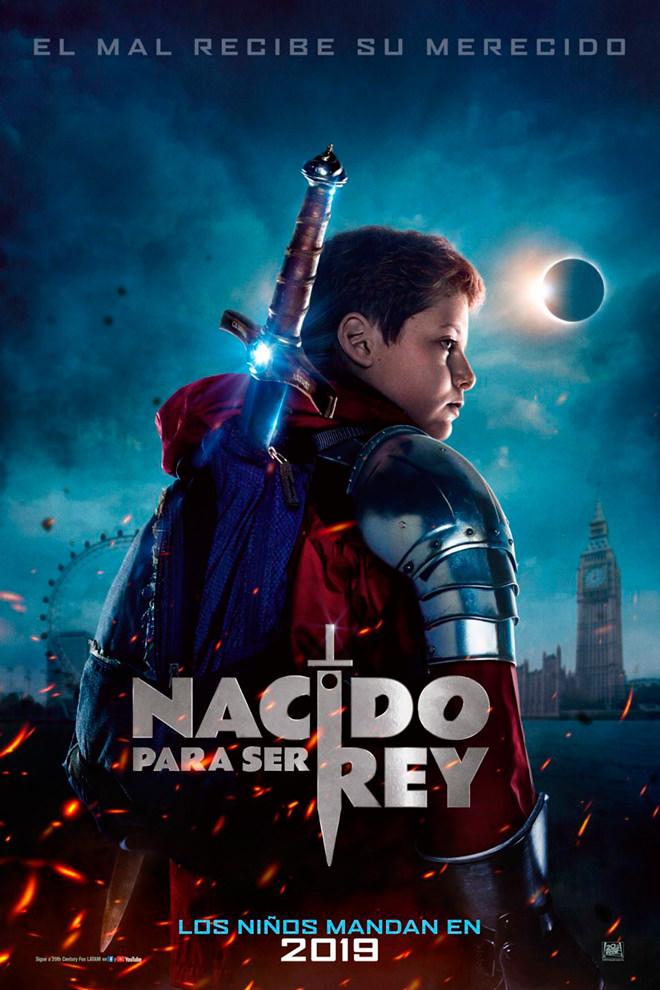 Poster de la Película: Nacido para Ser Rey