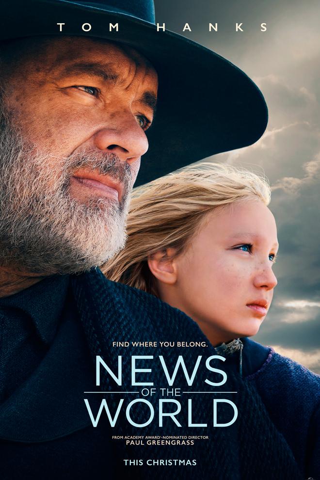 Poster de la Película: News of the World
