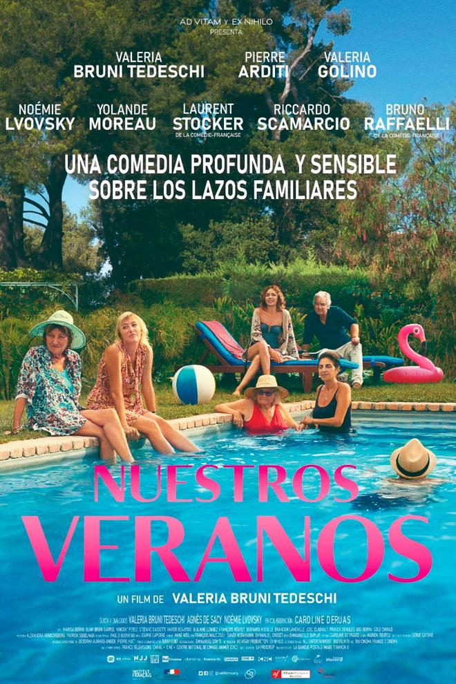 Poster de la Película: Nuestros Veranos