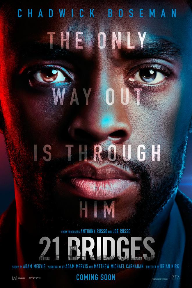 Poster de la Película: Nueva York Sin Salida