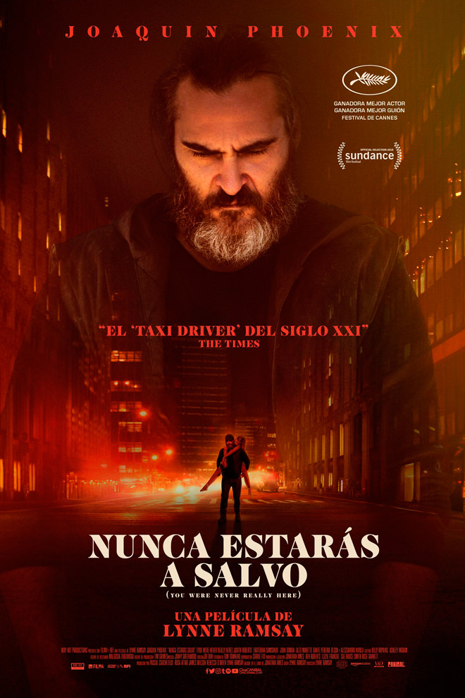 Poster de la Película: Nunca Estarás a Salvo