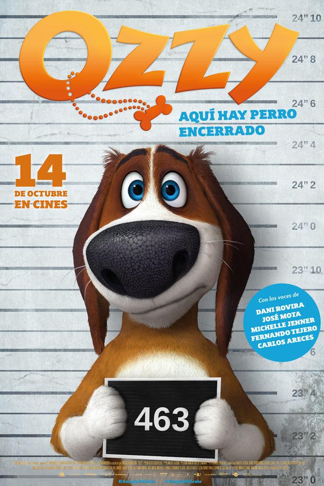 Poster de la Película: Rápido y Peludo