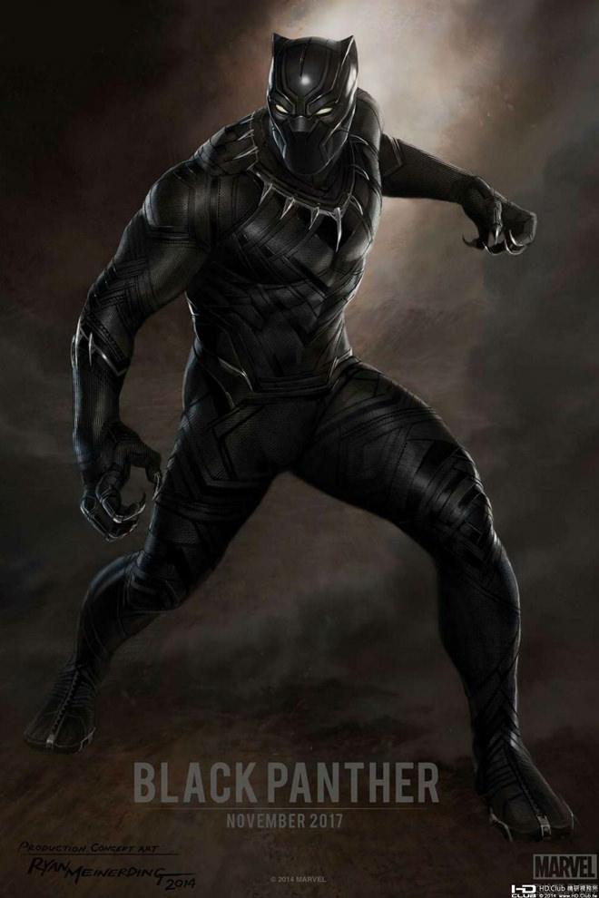 Poster de la Película: Black Panther