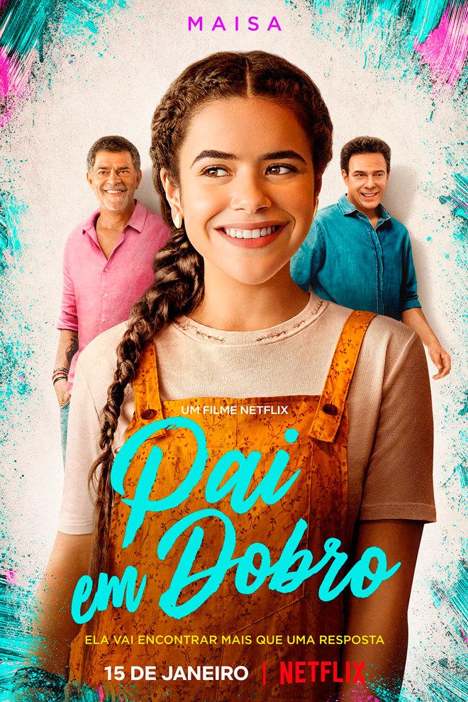 Poster de la Película: Um Pai no Meio do Caminho