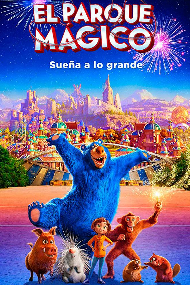 Poster De La Pel 237 Cula Parque M 225 Gico