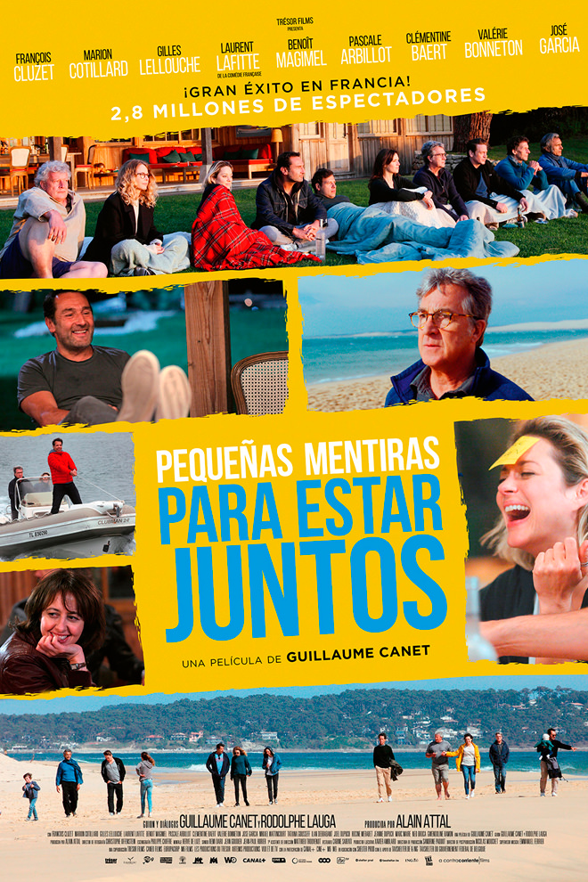 Poster de la Película: Pequeñas Mentiras para Estar Juntos