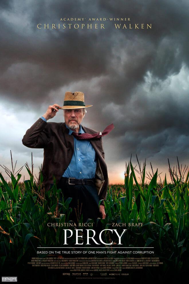 Poster de la Película: Percy (2021)