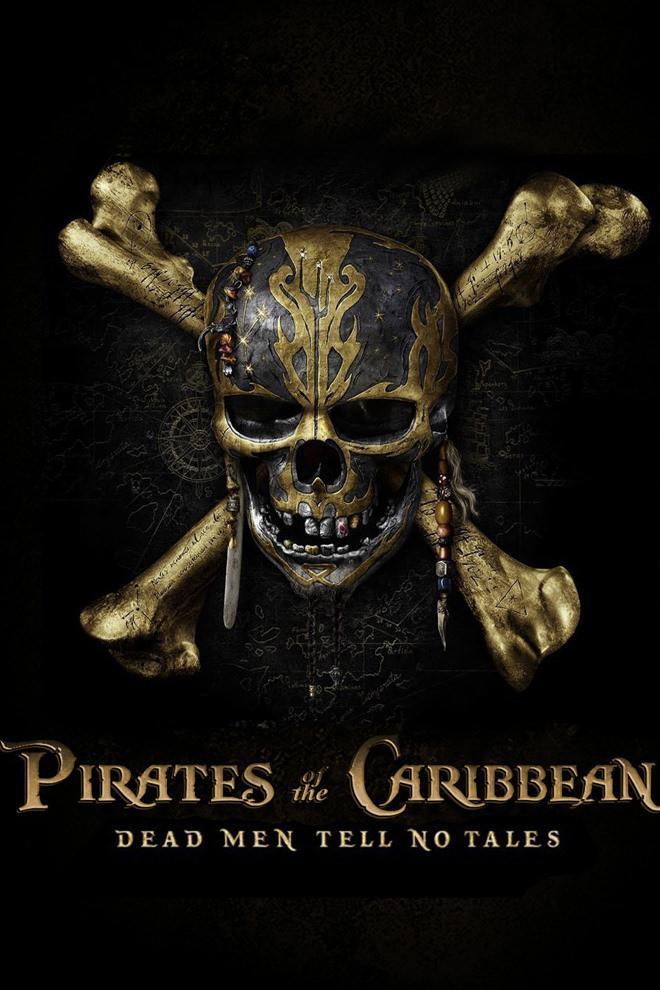 Poster de la Película: Pirates of the Caribbean: Dead Men Tell No Tales