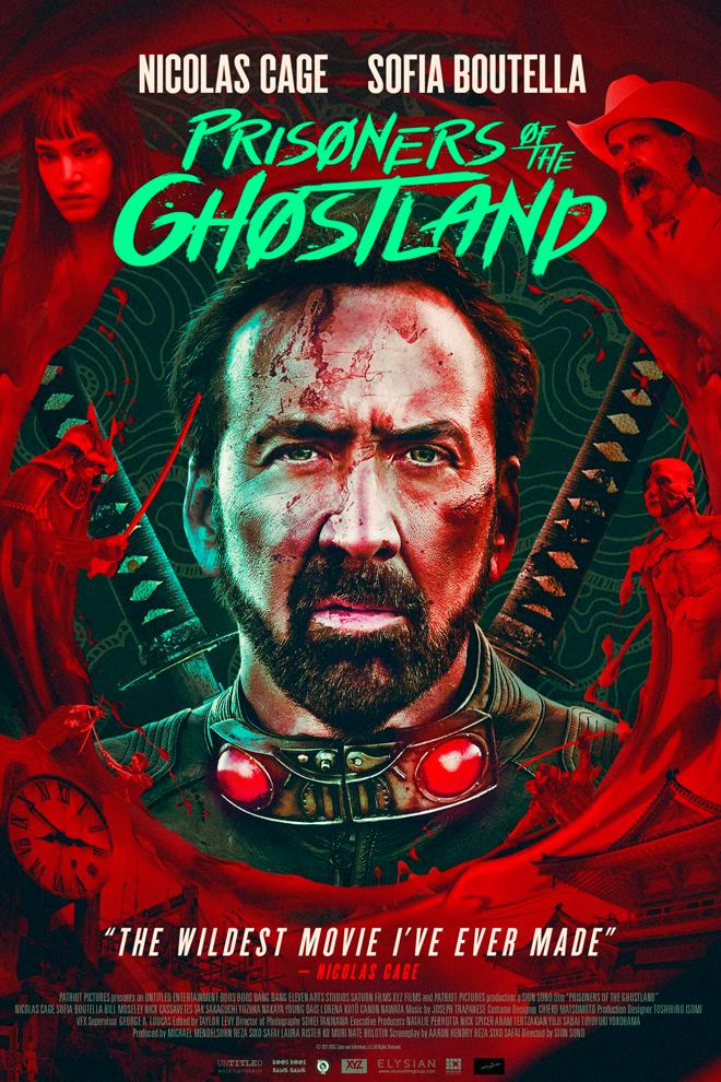 Poster de la Película: Prisoners of the Ghostland