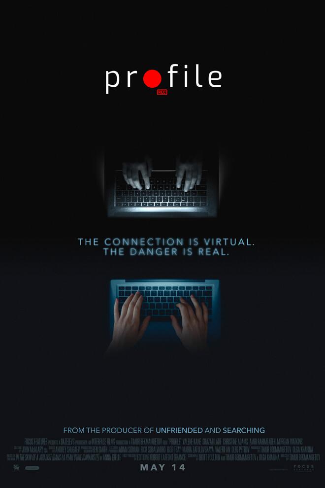 Poster de la Película: Profile (2021)