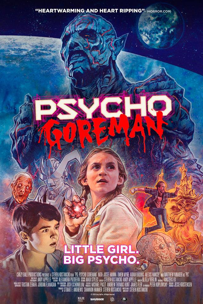 Poster de la Película: Psycho Goreman