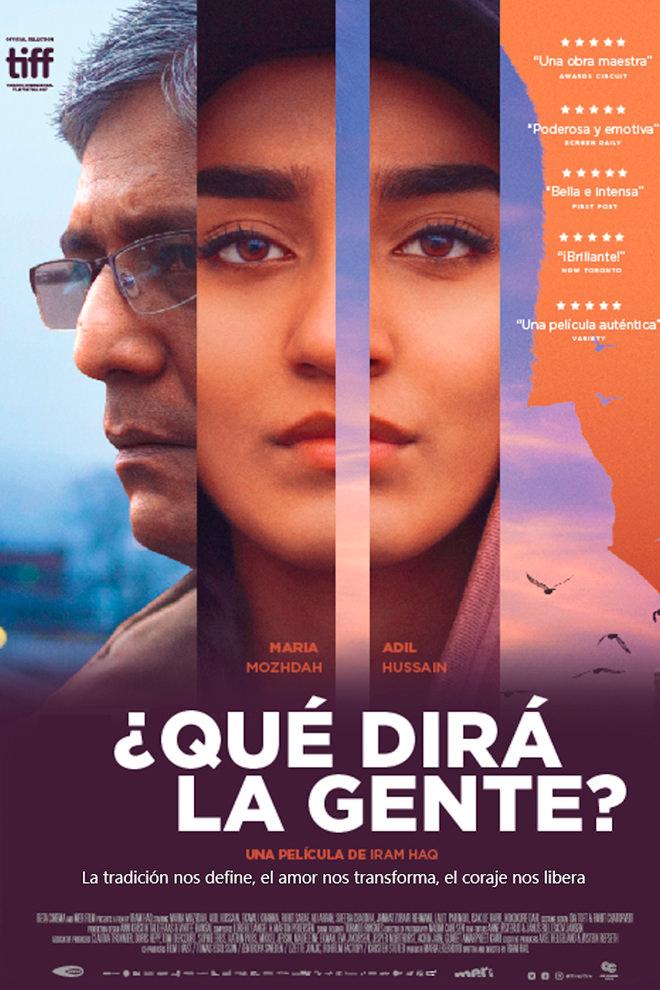 Poster de la Película: Que Dirá la Gente