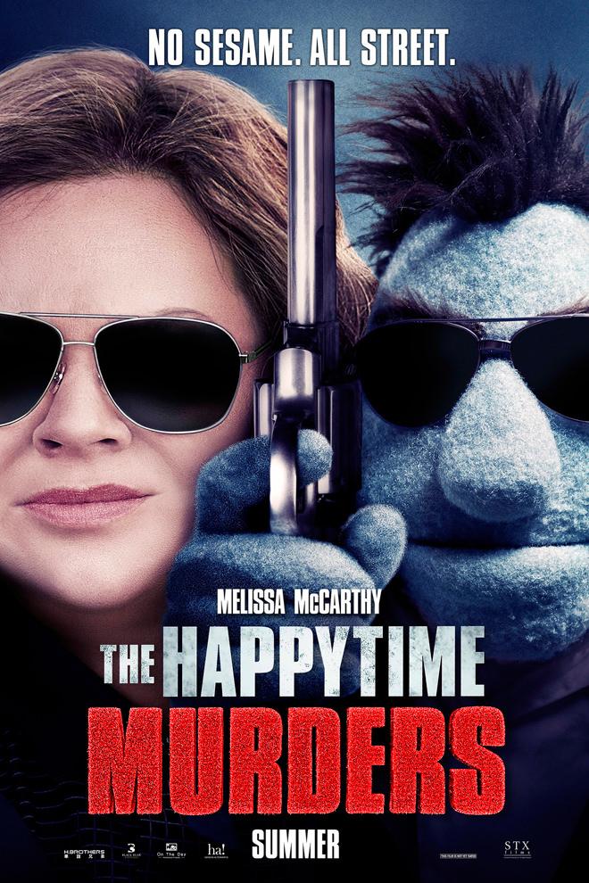 Poster de la Película: The Happytime Murders