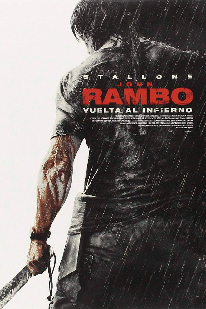 Poster de la Película: Rambo IV