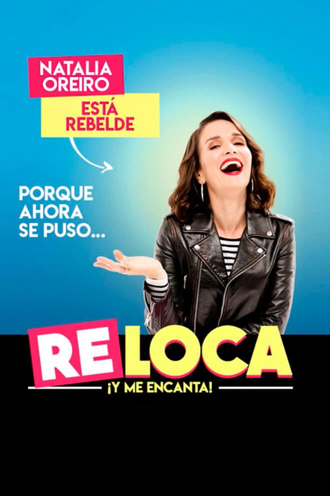 Poster de la Película: Re Loca