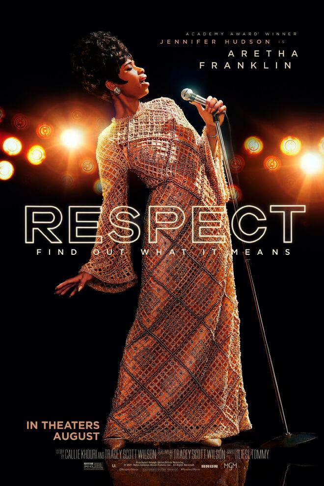 Poster de la Película: Respect (2021)