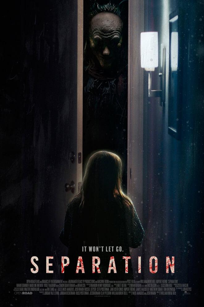 Poster de la Película: Separation (2021)
