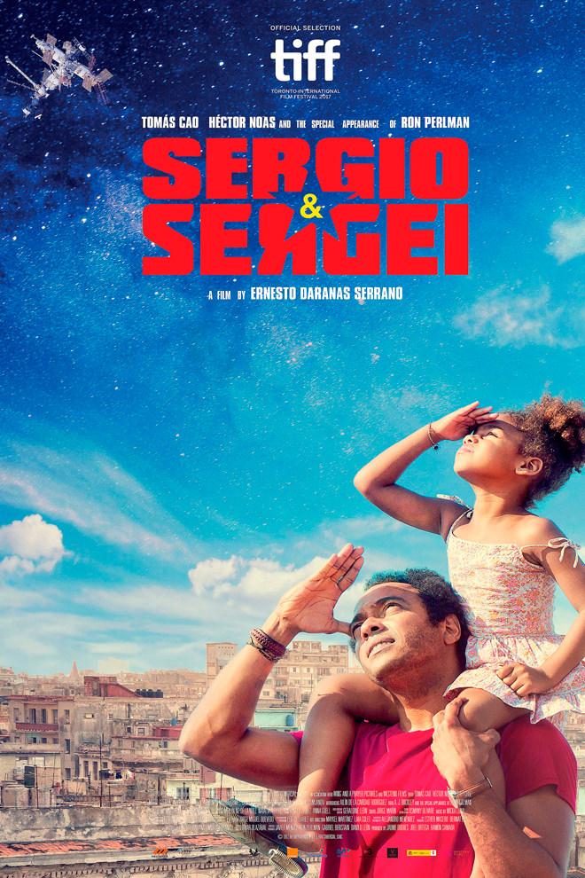 Poster de la Película: Sergio y Serguéi