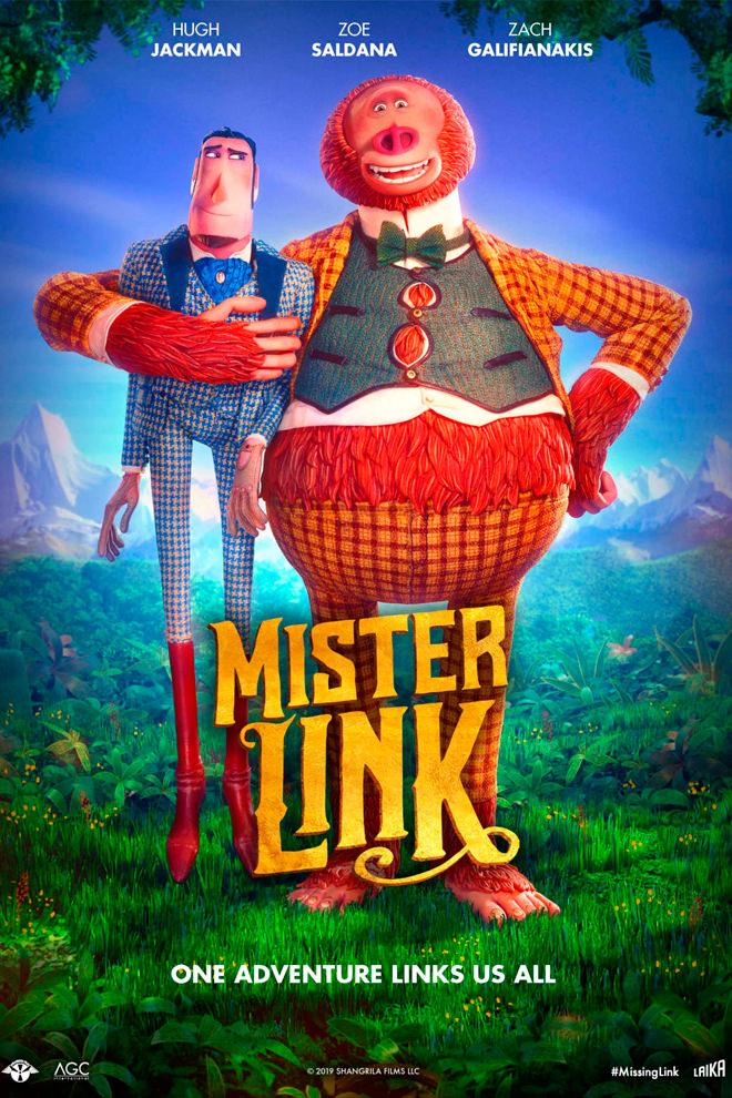 Poster de la Película: Missing Link