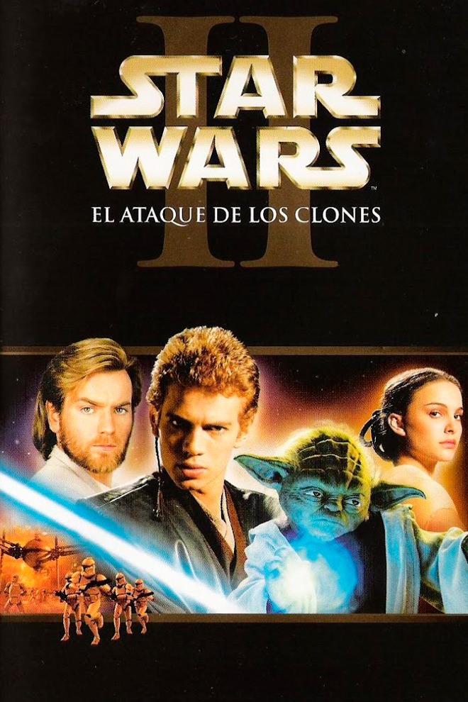 Poster de la Película: Star Wars: Episode II - Attack of the Clones