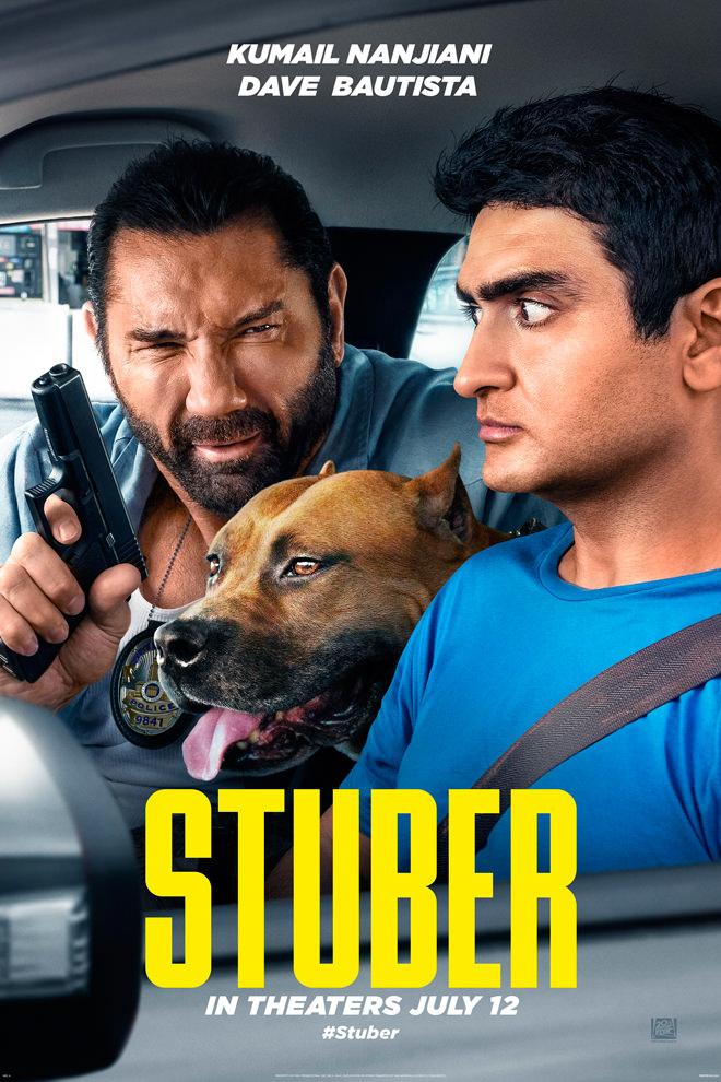 Poster de la Película: Stuber Express