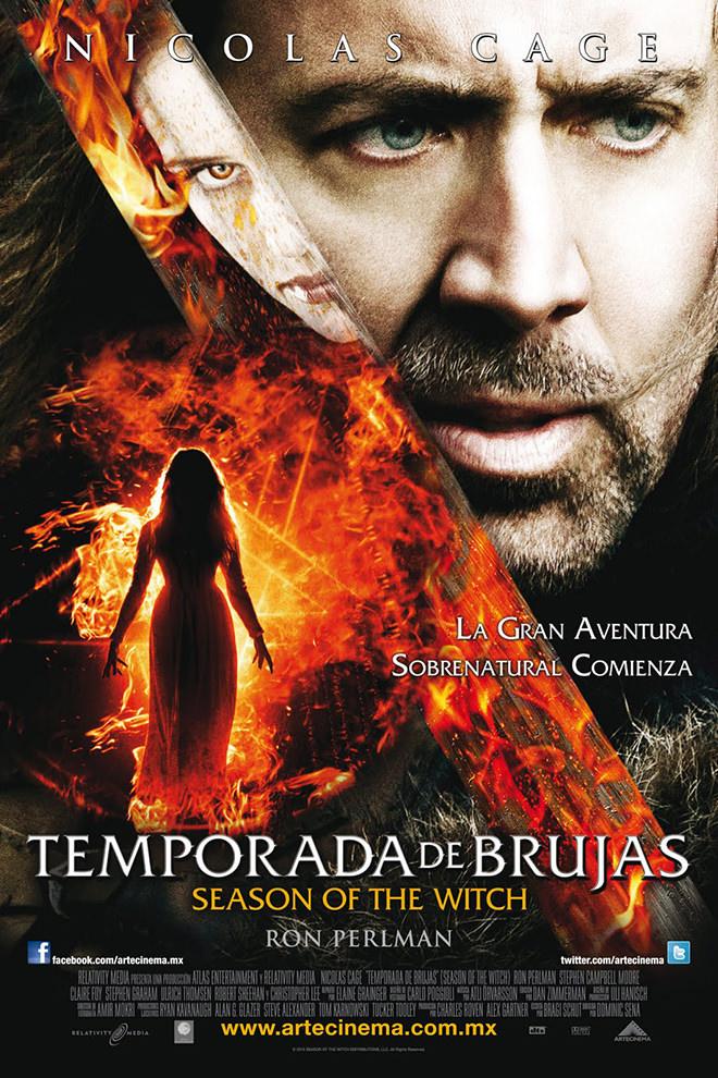 Poster de la Película: Temporada de Brujas