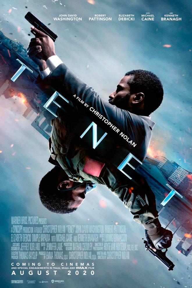 Poster de la Película: Tenet
