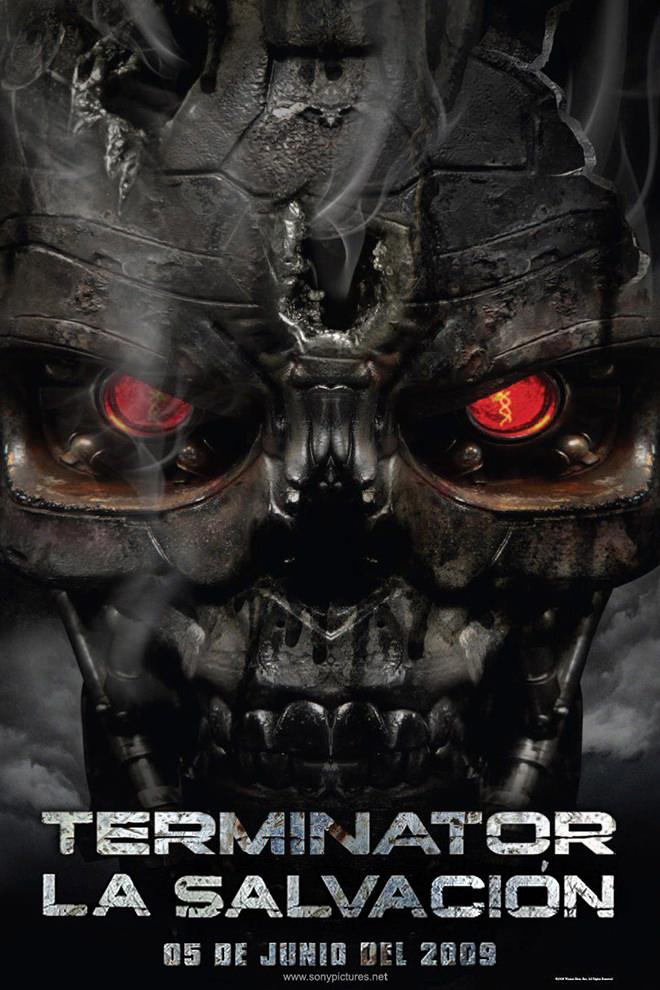 Poster de la Película: Terminator: La Salvación