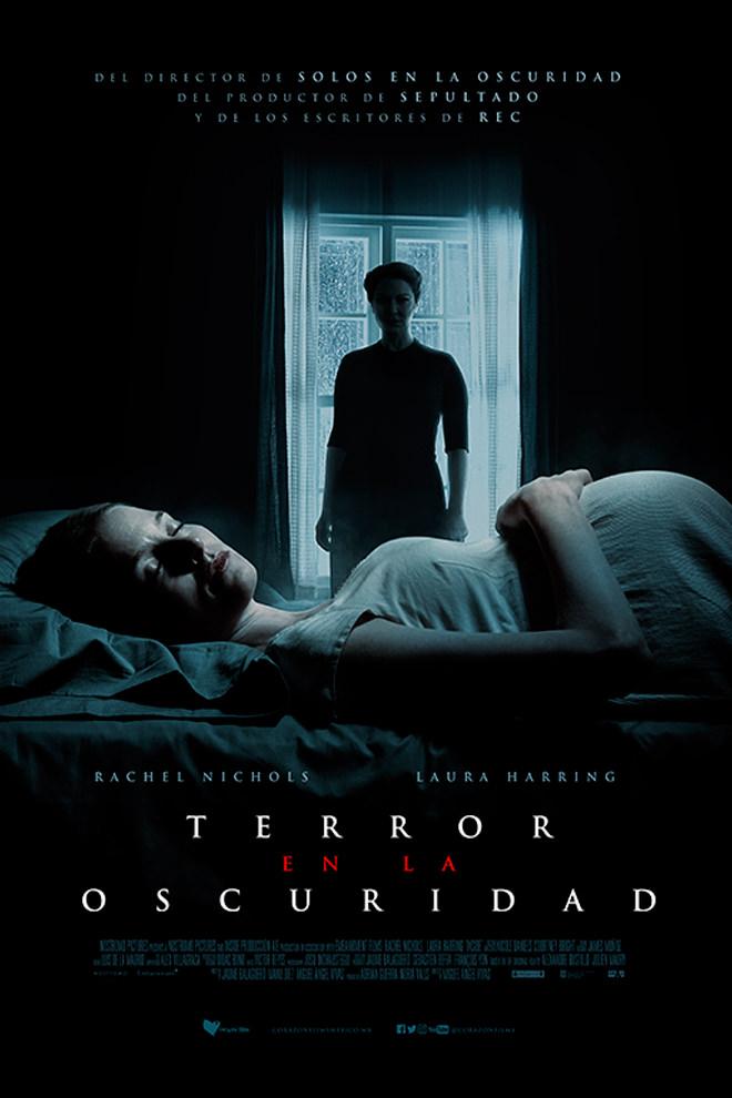 Poster de la Película: Inside (2017)