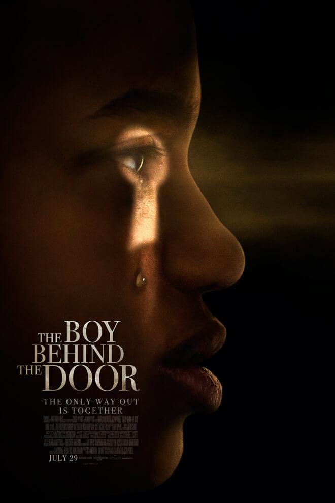 Poster de la Película: The Boy Behind the Door