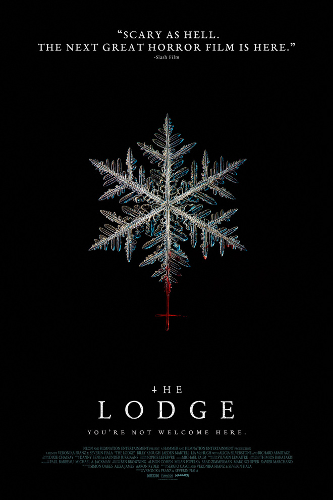 Poster de la Película: The Lodge (2019)