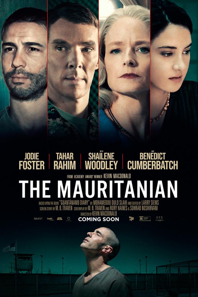 Poster de la Película: The Mauritanian