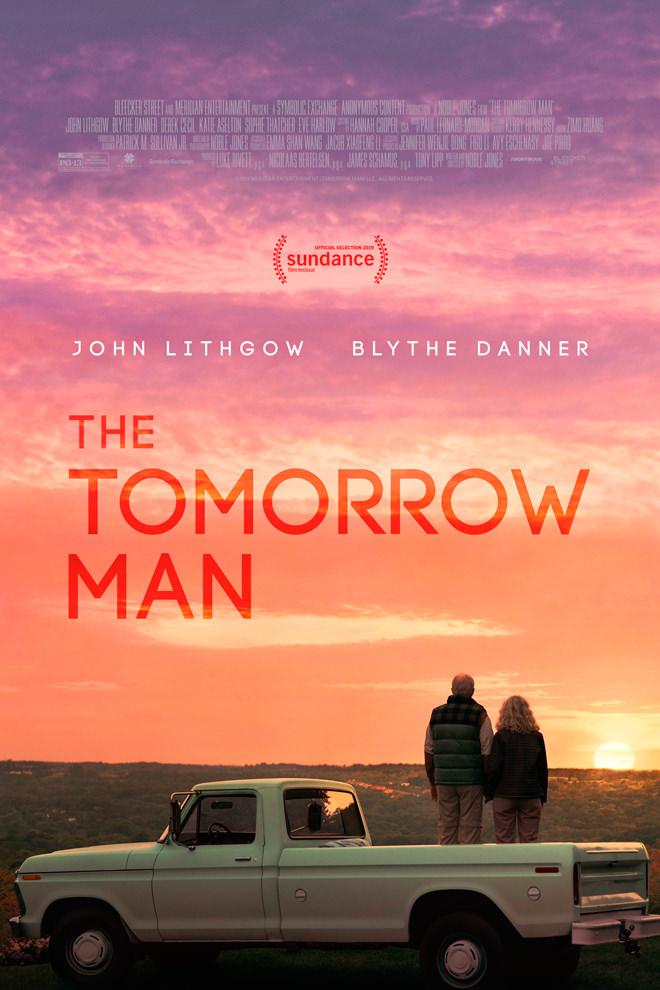 Poster de la Película: The Tomorrow Man (2019)