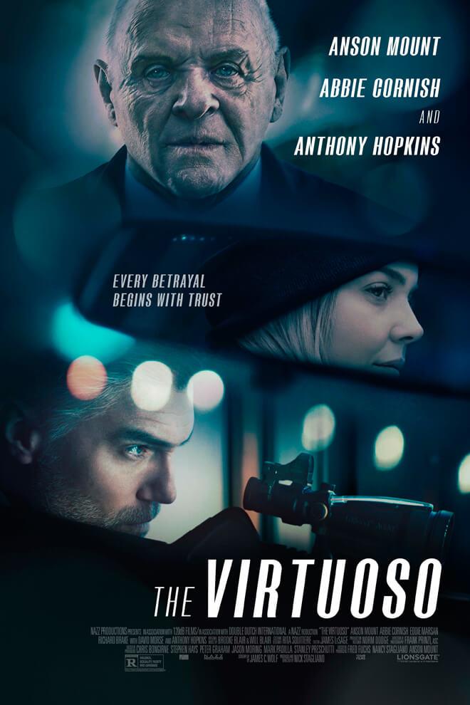 Poster de la Película: The Virtuoso (2021)