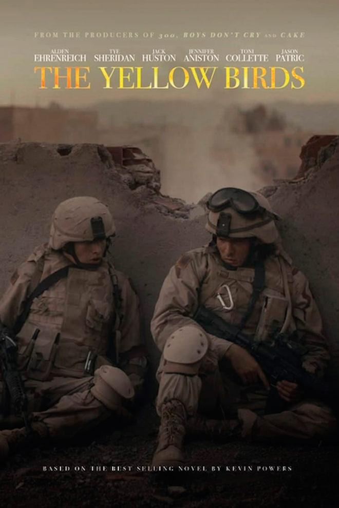 Poster de la Película: The Yellow Birds