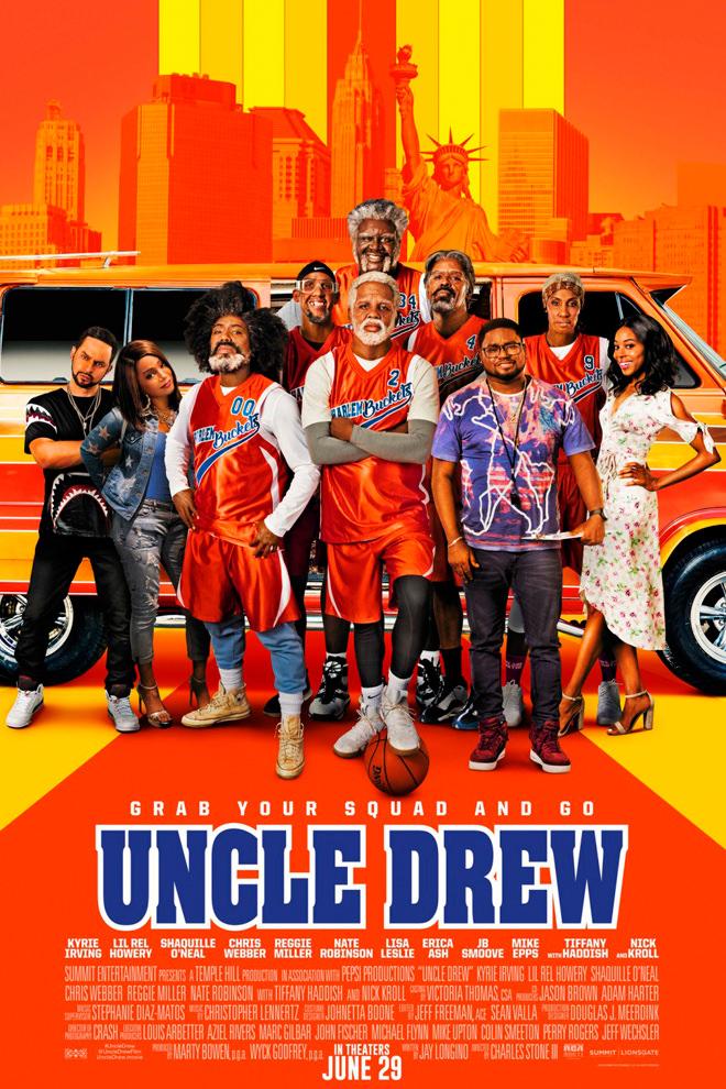 Poster De La Pel 237 Cula Uncle Drew