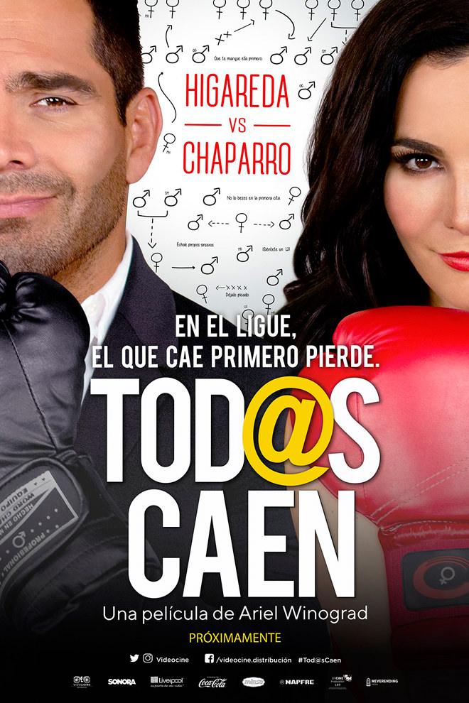 Poster de la Película: Tod@s Caen