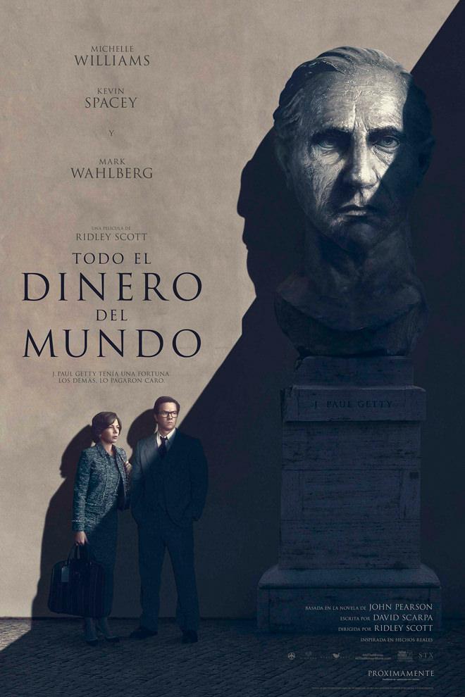 Poster de la Película: Todo el Dinero del Mundo