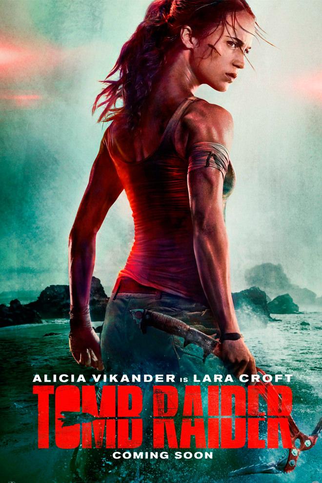 Poster De La Pel 237 Cula Tomb Raider 2018