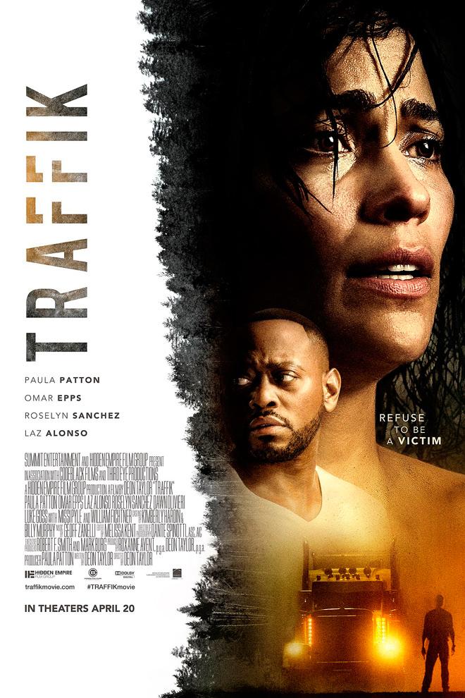Poster De La Pel 237 Cula Traffik